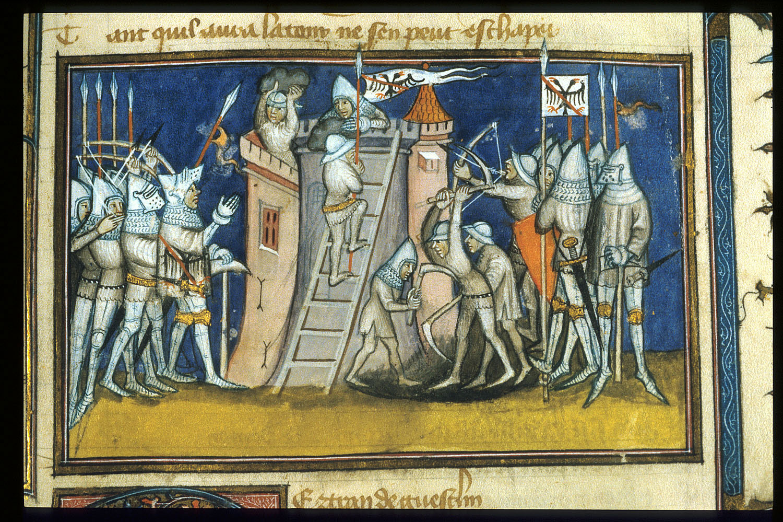 1380s Diplomacy